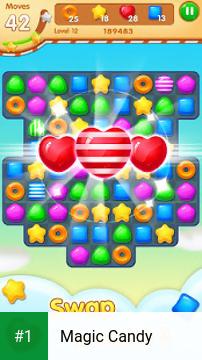 Magic Candy app screenshot 1
