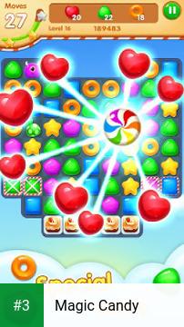 Magic Candy app screenshot 3