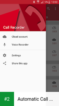 Automatic Call Recorder apk screenshot 2
