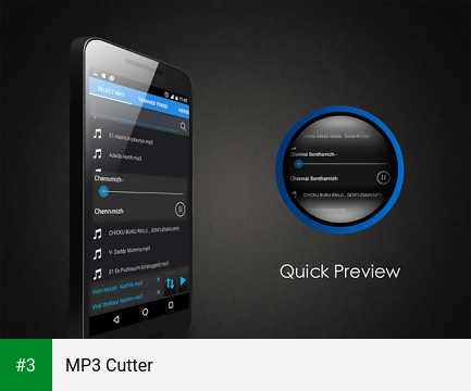 MP3 Cutter APK latest version - free download for Android