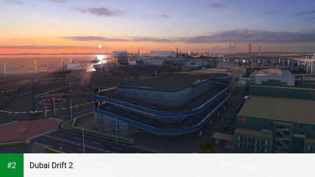 Dubai Drift 2 apk screenshot 2