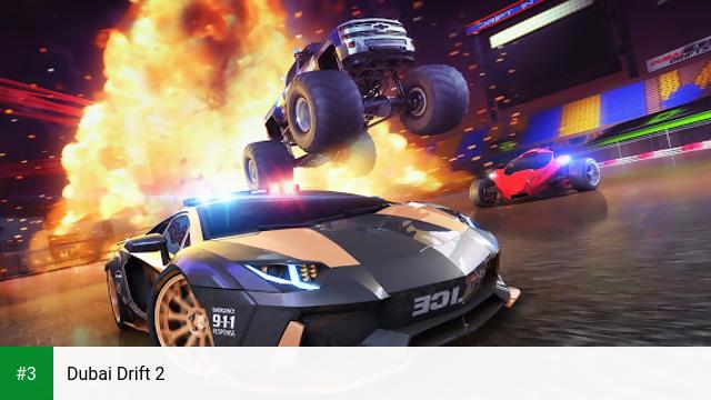 Dubai Drift 2 app screenshot 3