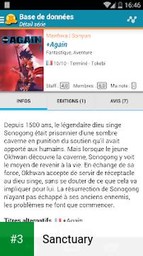 Sanctuary app screenshot 3