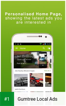 Gumtree Local Ads app screenshot 1