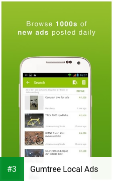 Gumtree Local Ads app screenshot 3