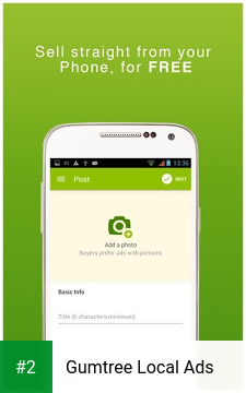 Gumtree Local Ads apk screenshot 2
