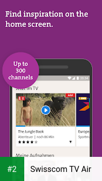 Swisscom TV Air apk screenshot 2