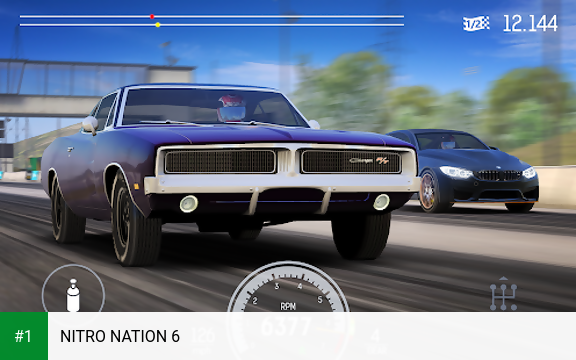 NITRO NATION 6 app screenshot 1