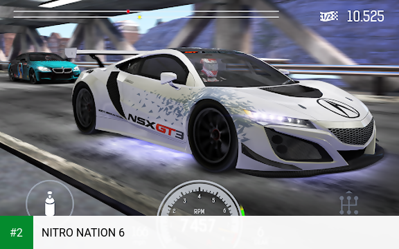 NITRO NATION 6 apk screenshot 2