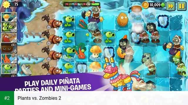 Plants vs. Zombies 2 apk screenshot 2