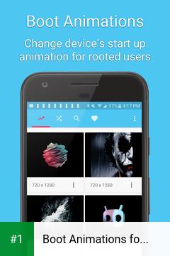 Boot Animations for Superuser app screenshot 1