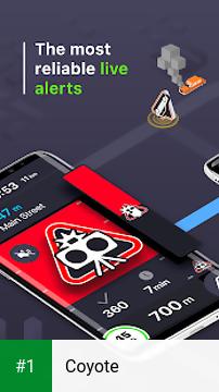 Coyote app screenshot 1