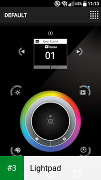 Lightpad app screenshot 3