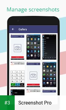 Screenshot Pro app screenshot 3