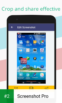 Screenshot Pro apk screenshot 2