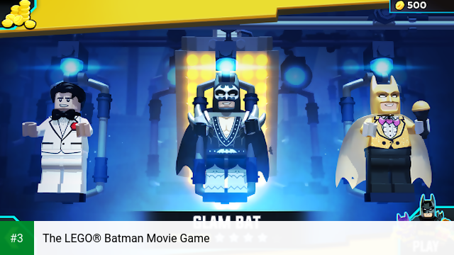 The LEGO® Batman Movie Game app screenshot 3