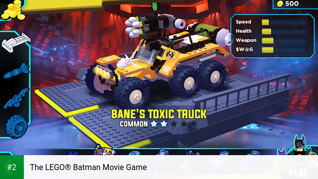 The LEGO® Batman Movie Game apk screenshot 2