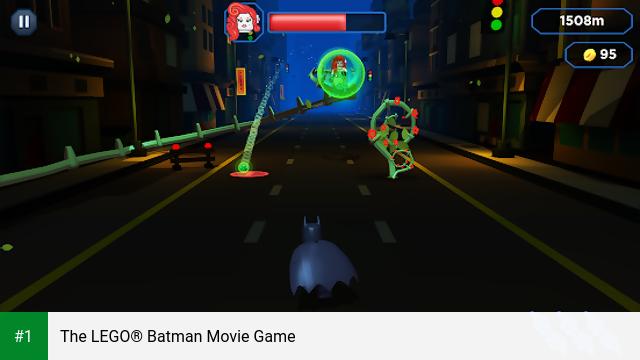 The LEGO® Batman Movie Game app screenshot 1