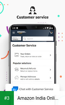 Amazon India Online Shopping and Payments app screenshot 3