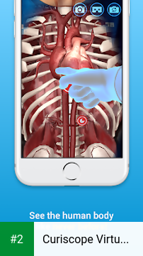Curiscope Virtuali-Tee apk screenshot 2