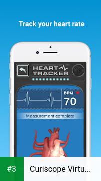 Curiscope Virtuali-Tee app screenshot 3