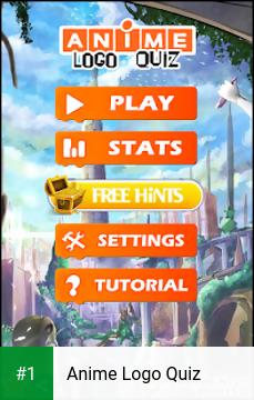 Anime Logo Quiz app screenshot 1