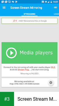 Screen Stream Mirroring Free app screenshot 3