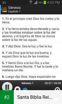 Santa Biblia Reina Valera apk screenshot 2
