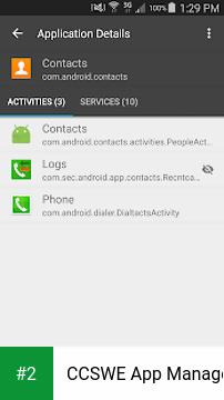 CCSWE App Manager apk screenshot 2