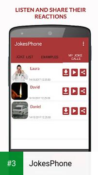 JokesPhone app screenshot 3