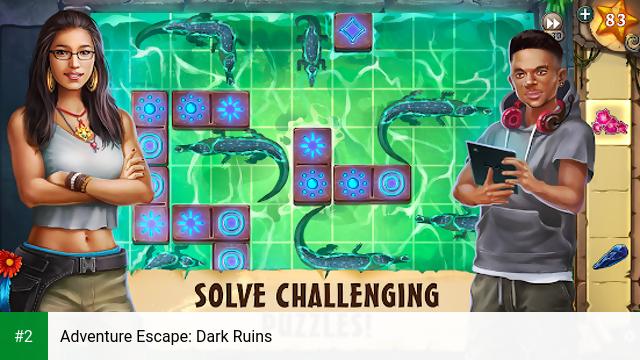 Adventure Escape: Dark Ruins apk screenshot 2