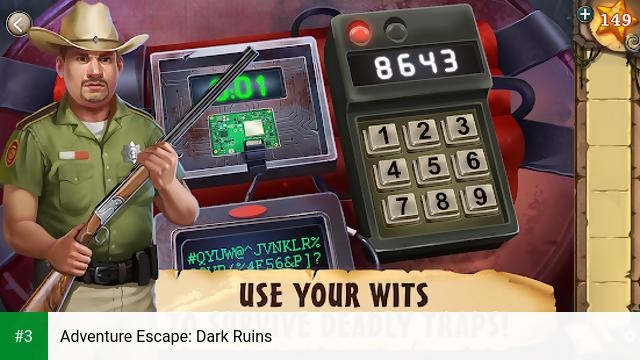 Adventure Escape: Dark Ruins app screenshot 3