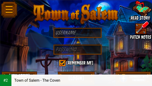Town of Salem - The Coven apk screenshot 2