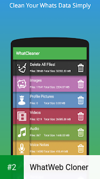 WhatWeb Cloner apk screenshot 2