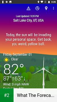What The Forecast?!! apk screenshot 2