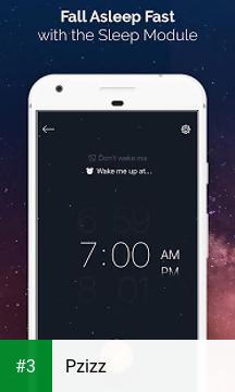Pzizz app screenshot 3