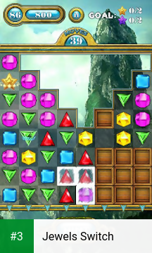 Jewels Switch app screenshot 3