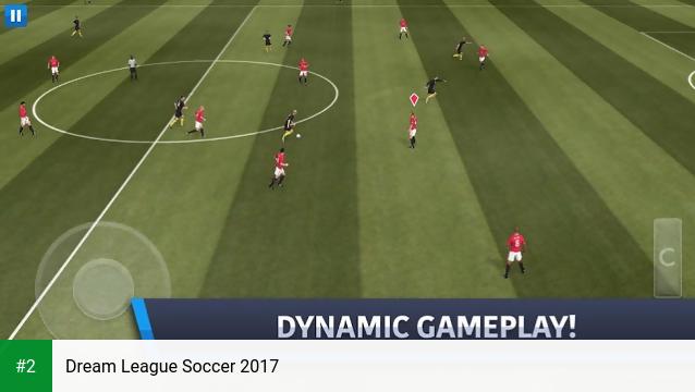 Dream League Soccer 2017 apk screenshot 2