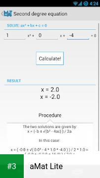aMat Lite app screenshot 3