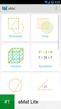 aMat Lite app screenshot 1