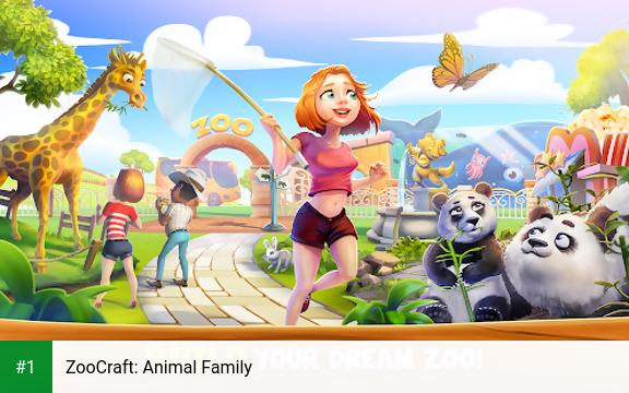 ZooCraft: Animal Family app screenshot 1