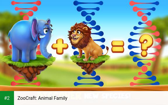 ZooCraft: Animal Family apk screenshot 2