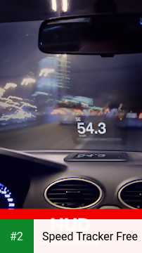 Speed Tracker Free apk screenshot 2