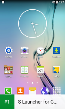 S Launcher for Galaxy TouchWiz app screenshot 1