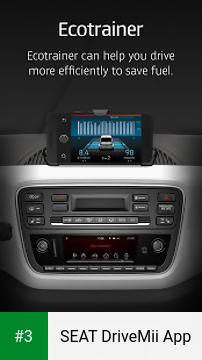 SEAT DriveMii App app screenshot 3