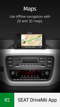 SEAT DriveMii App apk screenshot 2