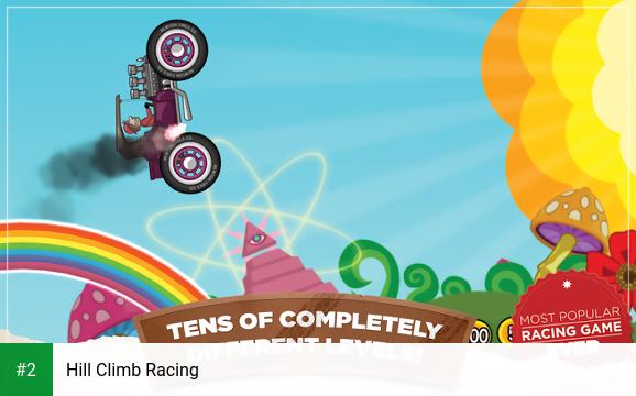 Hill Climb Racing apk screenshot 2