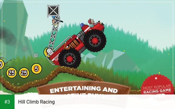 Hill Climb Racing app screenshot 3