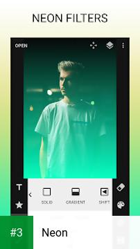 Neon app screenshot 3