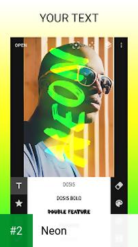 Neon apk screenshot 2